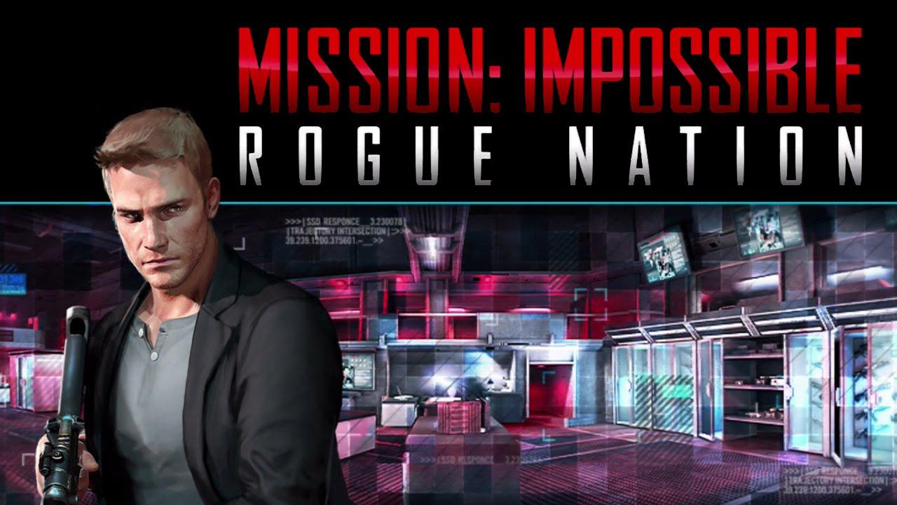 تحميل لعبة mission impossible مهكرة للاندرويد