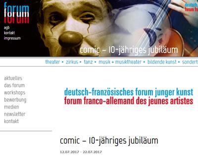 Deutsch Französischer Comic Workshop!