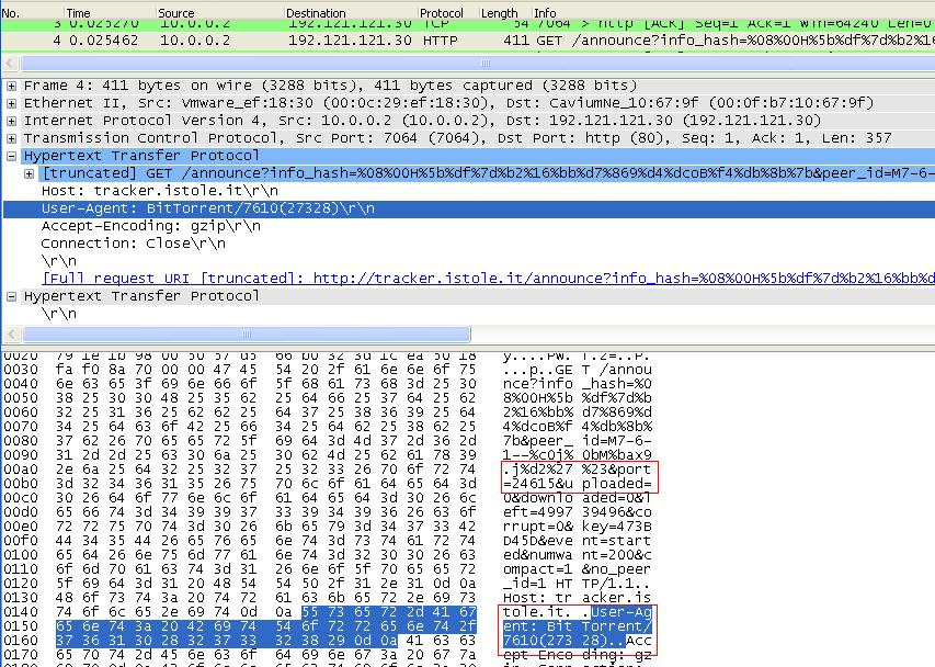 Security Unplugged !!!: Bittorrent: Detection Mechanisms