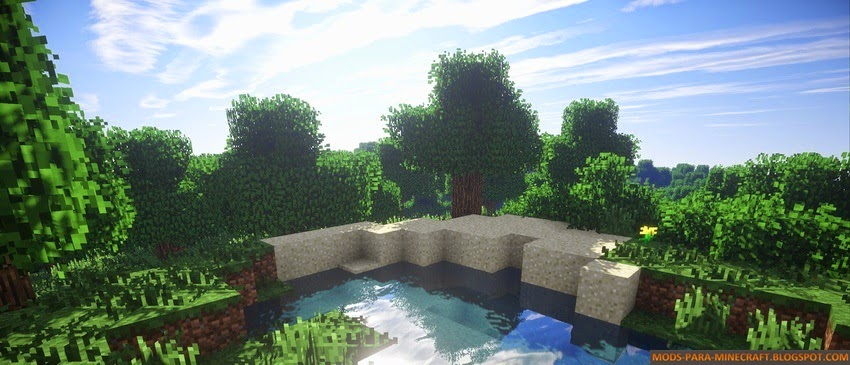 Better Foliage Mod para Minecraft 1.8/1.8.9