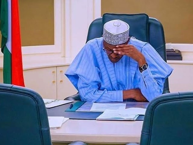 President Buhari Explains why his government fell back on borrowing.