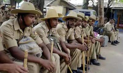 Karnataka State Police Constable Recruitment 2020 : कर्नाटक राज्य पुलिस में कांस्टेबल के लिए निकली 2420 पोस्ट पर भर्ती, ऐसे करें अप्लाई