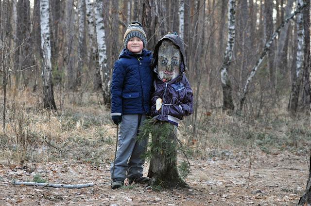 Лесной человечек