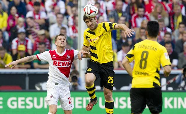 Koln vs Borussia Dortmund