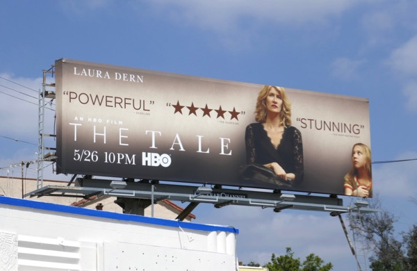 Tale HBO movie billboard