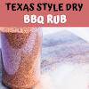 Texas Style Dry BBQ Rub