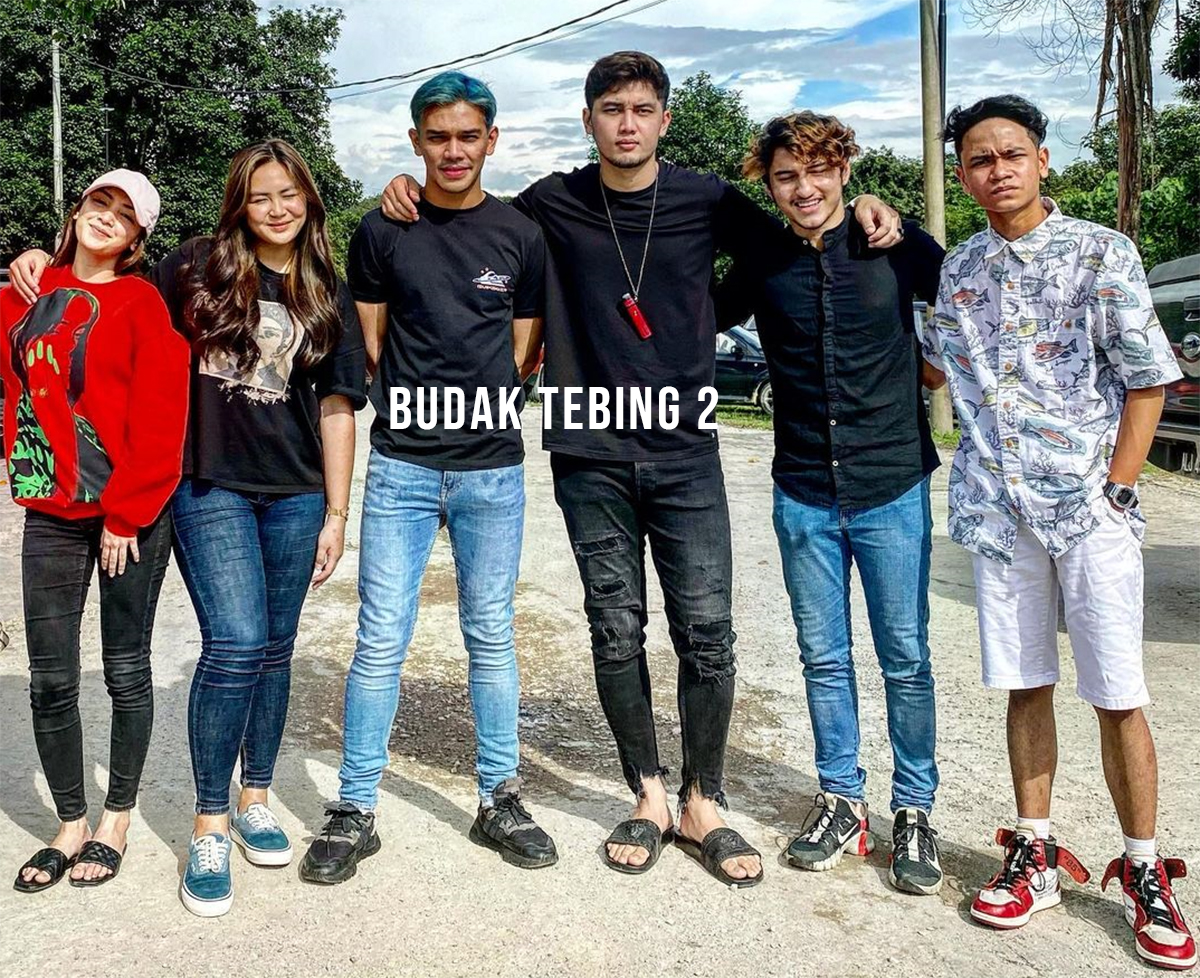 Budak Tebing 2 (TV3)