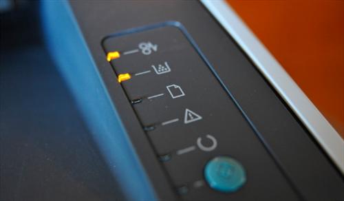 HP Printer Won't Turn on