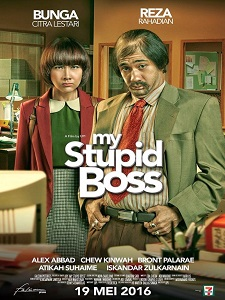 Download Film My Stupid Boss (2016) BluRay Full Movie