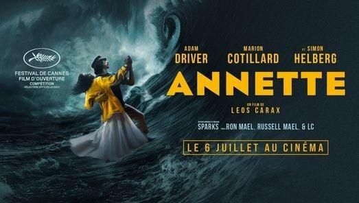 Frases de la película Annette