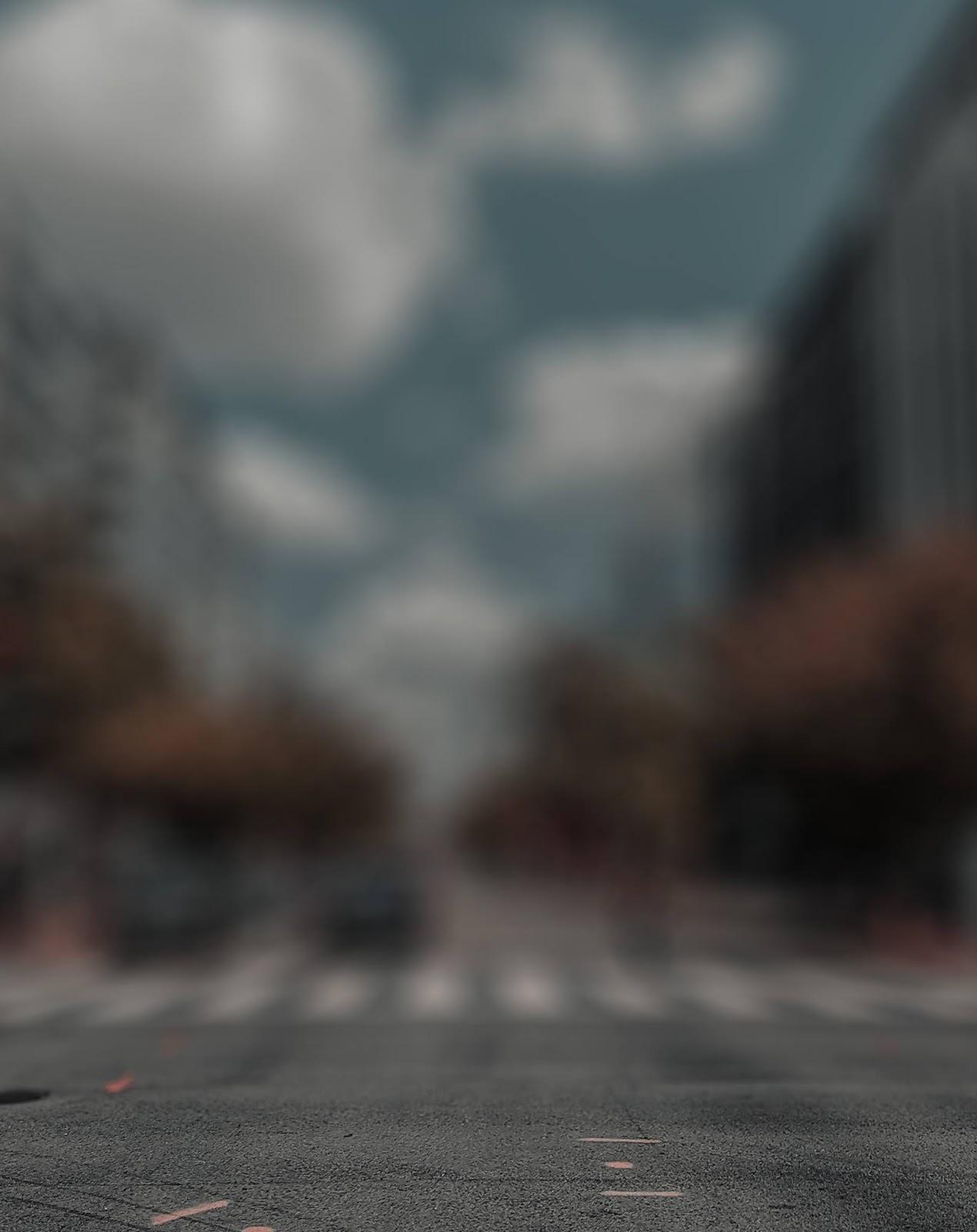 Dark Cb Road Blur Background Stock Free Image Download