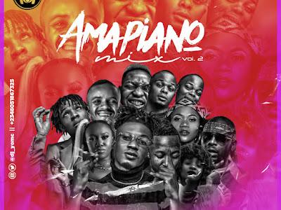 Mixtape: DJ Yomc - Amapiano Mix (Vol.2)