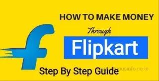 Make money from Flipkart - Step by Step Guide | affiliate program