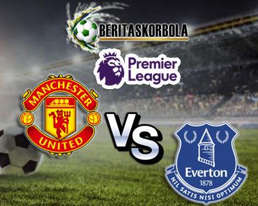 Prediksi Skor Bola Manchester United Vs Everton Premier League 2020/21 07 Februari 2021