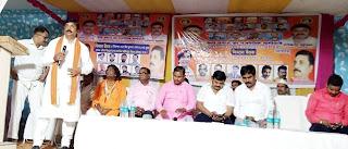 वैश्य समाज 2022 में राजनीतिक दल बनाकर लड़ेगा चुनावः रामविलास साहू  | #NayaSaberaNetwork