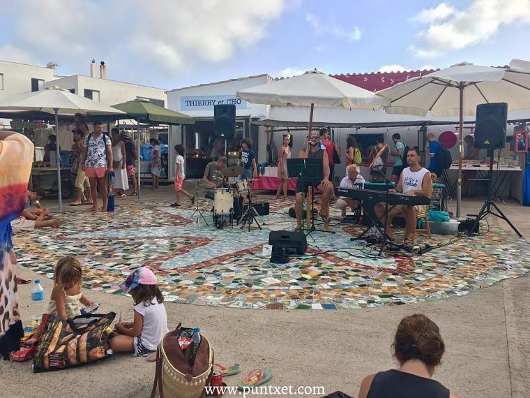 PUNTXET Viaje de 3 días a Formentera, La Mola