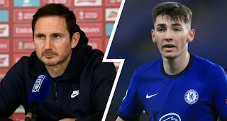 Chelsea boss Frank Lampard coil-over January loan move for Billy Gilmour   refuses to rule out