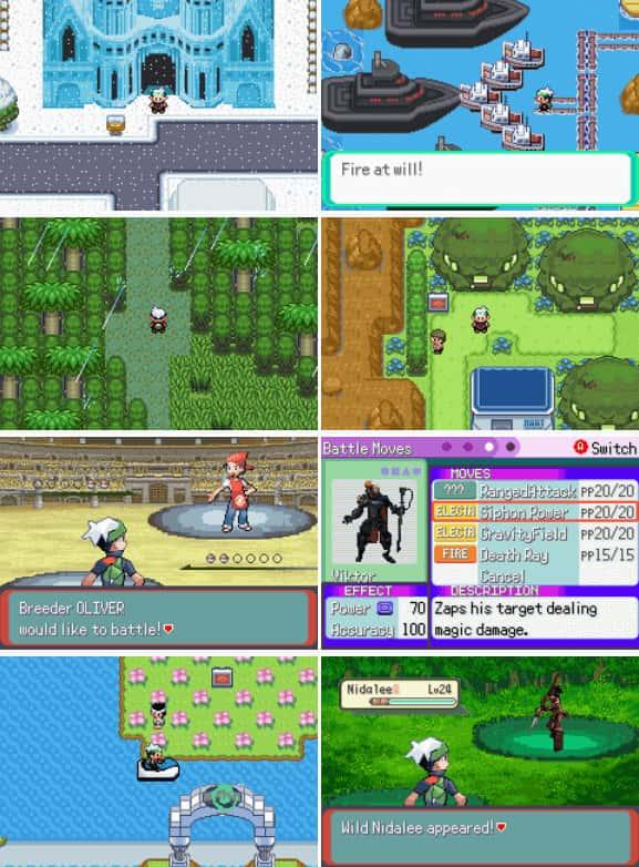 Pokemon League of Legends Screenhots