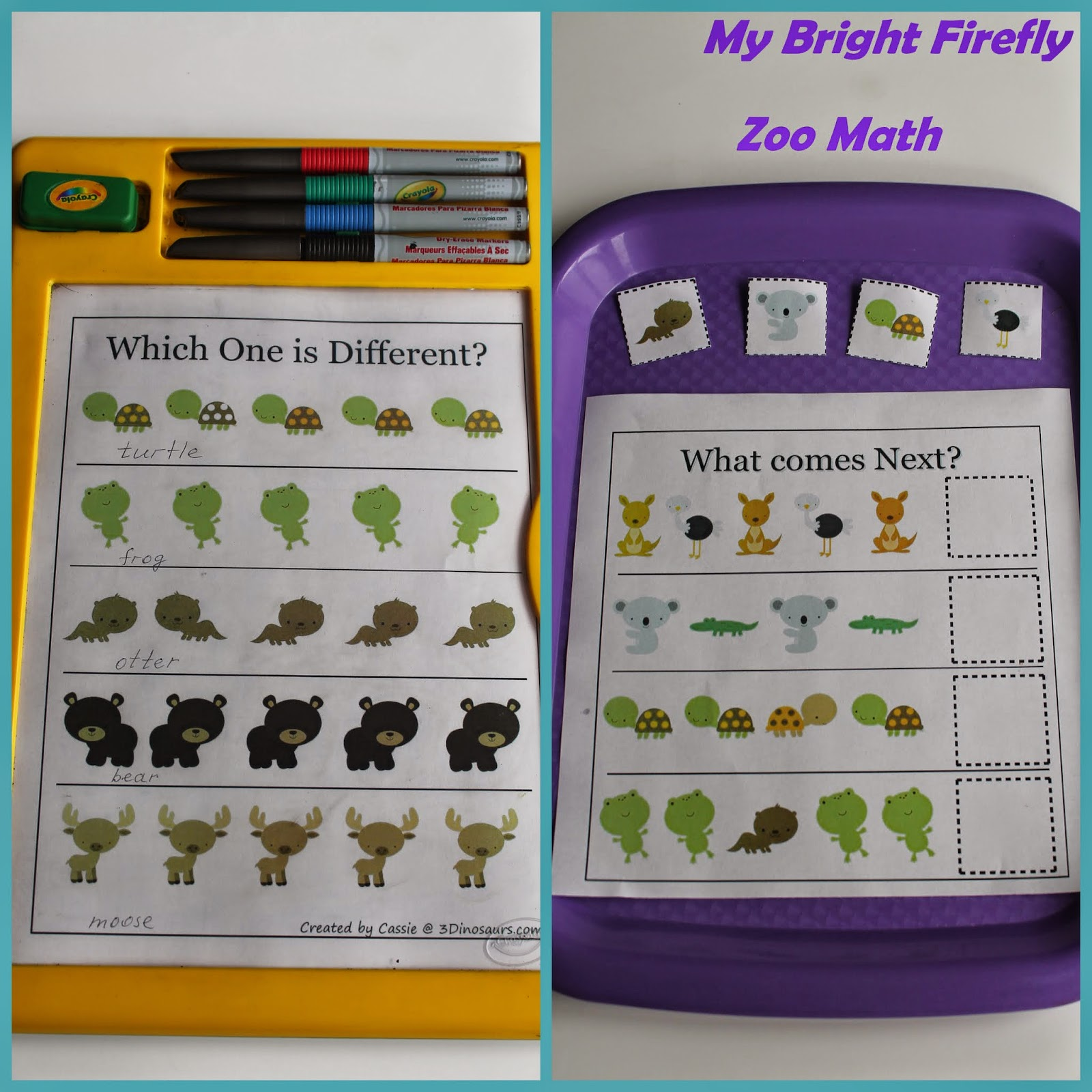 My Bright Firefly Letter Z Is For Zoo Introduction To