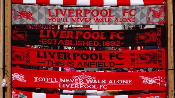 Liverpool Bid to Trademark the Word 'Liverpool' Denied