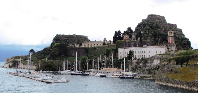 Corfu; Κέρκυρα; Kérkyra; Corfou; Corcyre; Grecia; Greece; Grèce; Ελλάδα; ciudadela vieja; castillo; fortaleza; castle; château; Faliraki