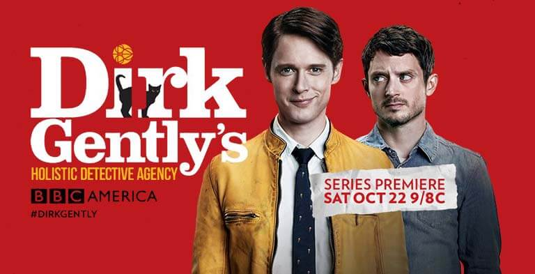Poster Dirk Gently's Holistic Detective Agency