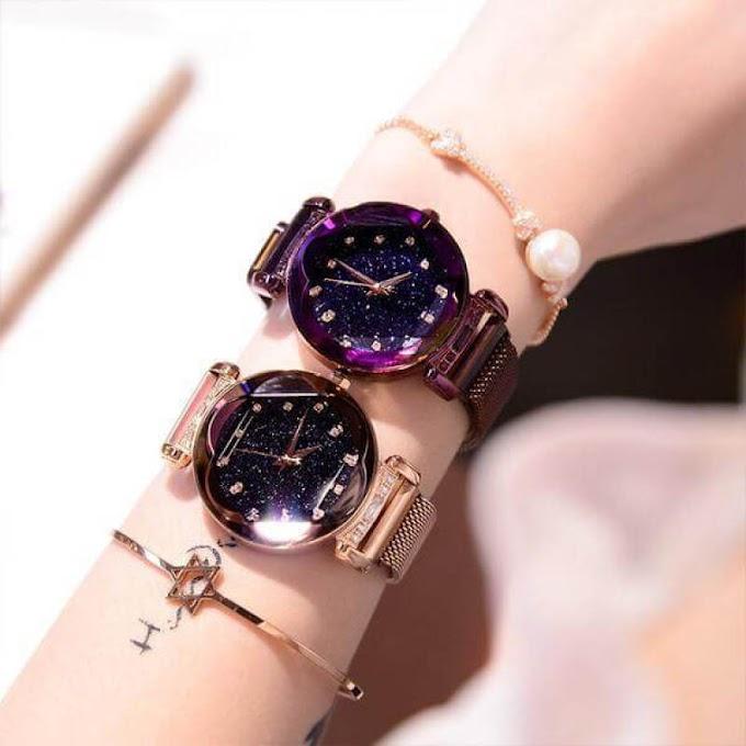 4 Jenis Jam yang Wanita Harus Punya