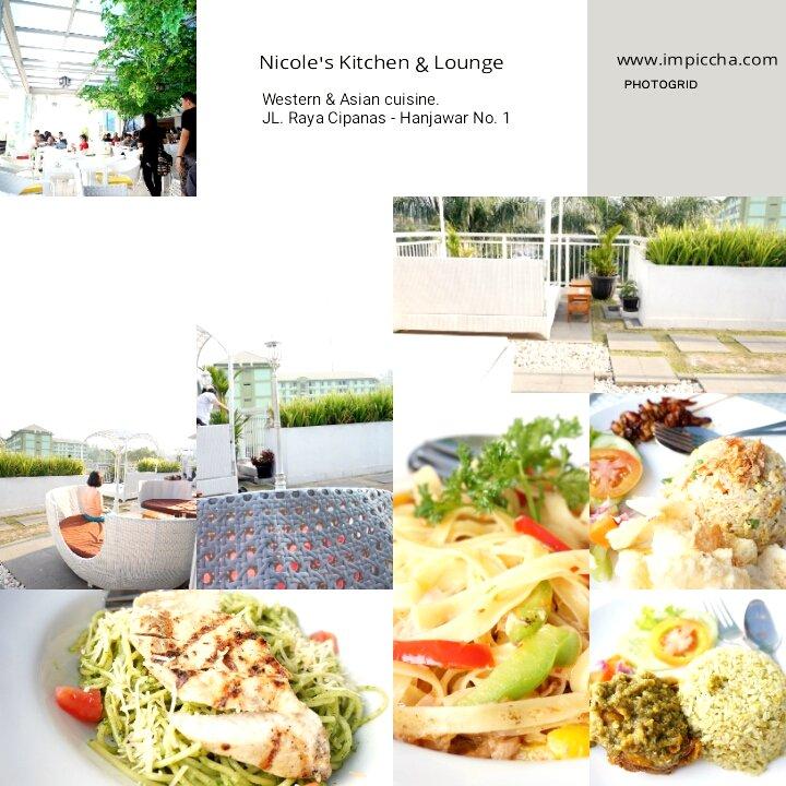 Nicole S Kitchen And Lounge Puncak Im Piccha