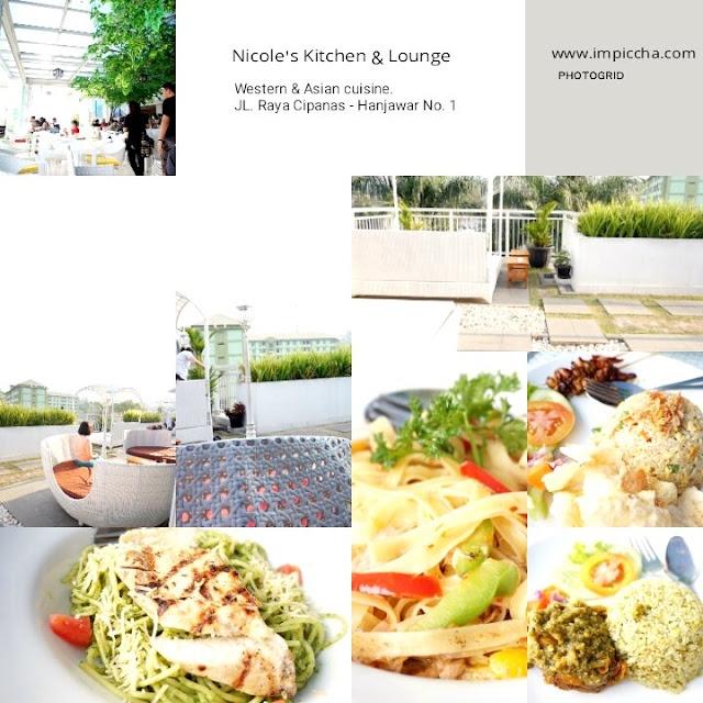 Nicole's Kitchen and Lounge puncak bogor