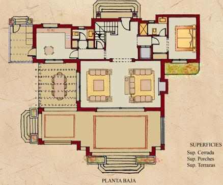 Planos De Casas Modelos Y Diseños De Casas Plano De Una