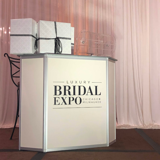 Photos from the Wednesday September 18th Chicago Luxury Bridal Expo