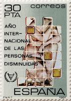 AÑO INTERNACIONAL DE LAS PERSONAS DISMINUIDAS