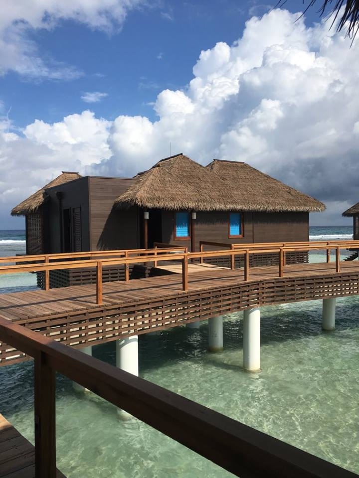 Over Water Bungalows Have Now Arrived In The Caribbean