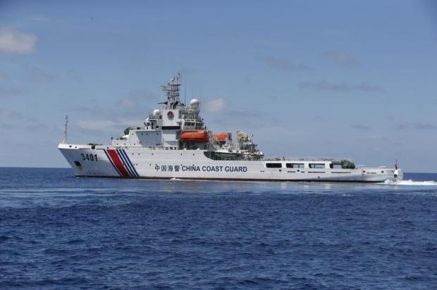 China Tabrak Kedaulatan RI di Perairan Natuna