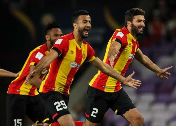 الترجي يتأهل بجانب مولودية الجزائر الي دور ربع النهائي