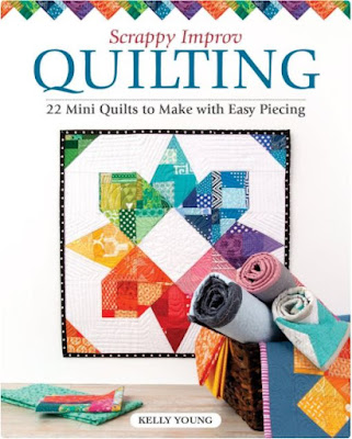 quilt book cover
