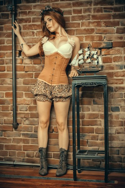 Goggles Girl Wallpaper Steampunk Fashion Guide Steampunk Girl In Bloomers