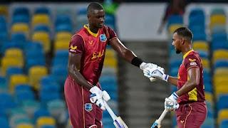 West Indies vs Australia 2nd ODI 2021 Highlights