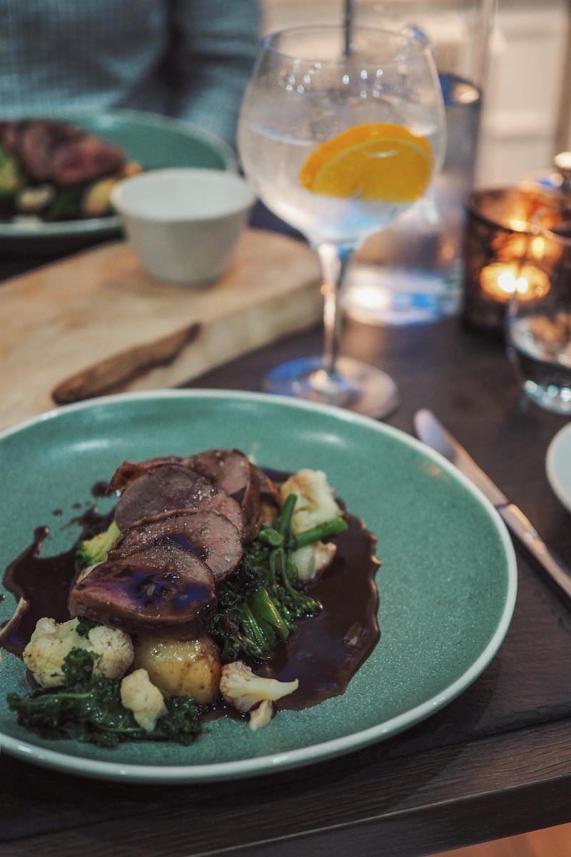Restaurant Chargrill sur l'île de Skye en Ecosse