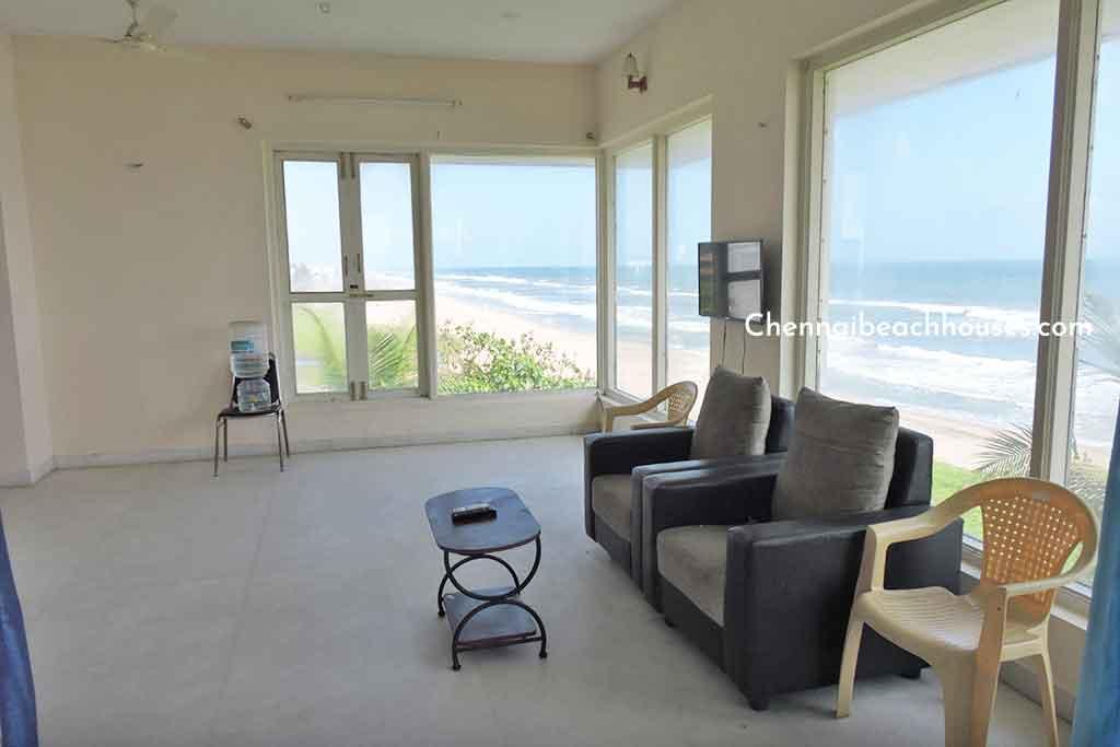Beach House in ECR Kovalam