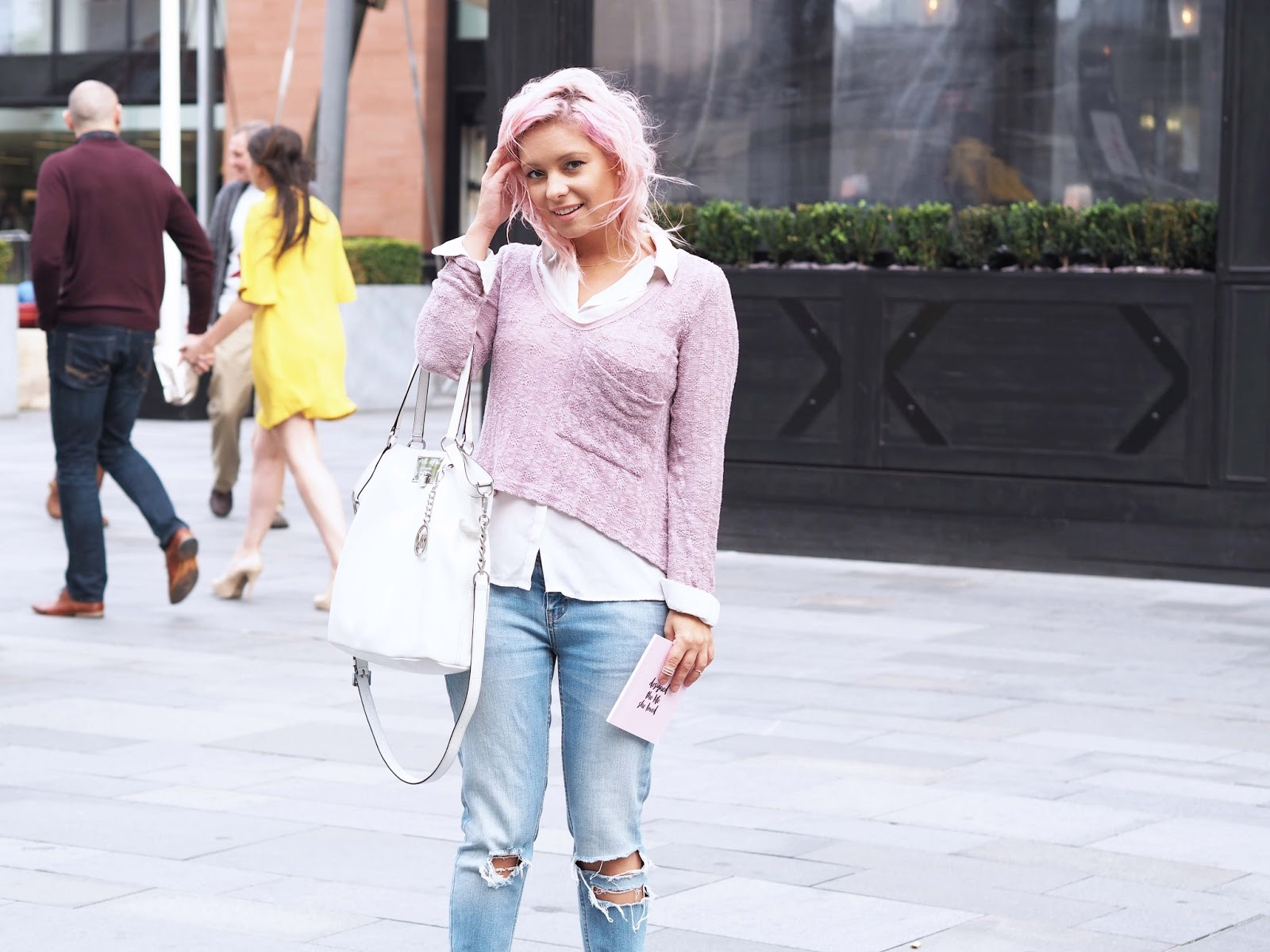 Pinks Hair Style: Let's Talk Fashion With Pink Hair!