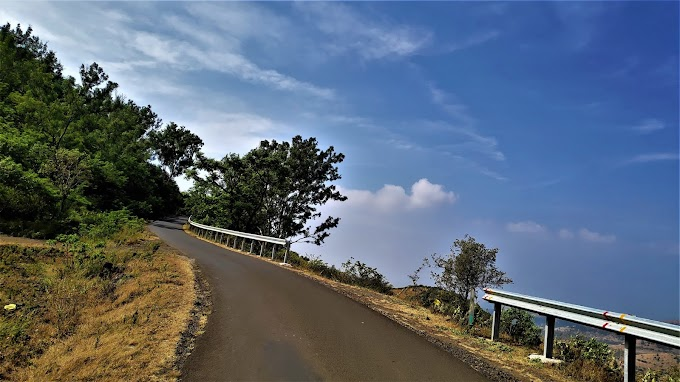 Road to Purandar