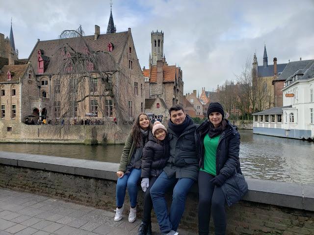 Viagem de motorhome pela França, Bélgica e Suíca
