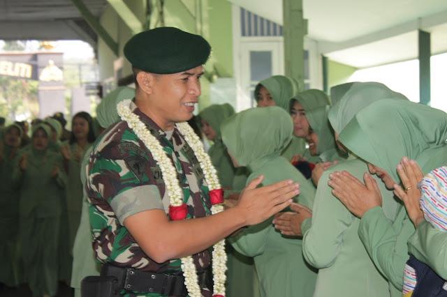 Letkol Arm Didik Harmono Jabat Danmen Armed 1 Kostrad