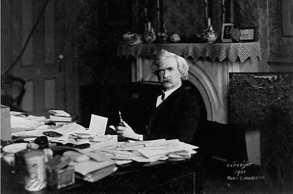 Mark Twain | Obras digitalizadas