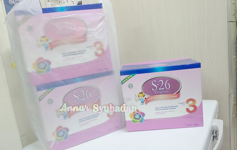 Review susu formula untuk ibu hamil dan menyusu | S-26 Mama wyeth