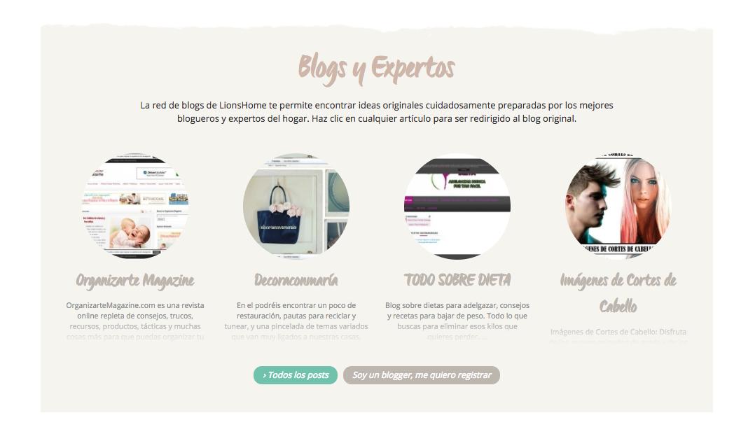 blogs de decoración y asesoramiento