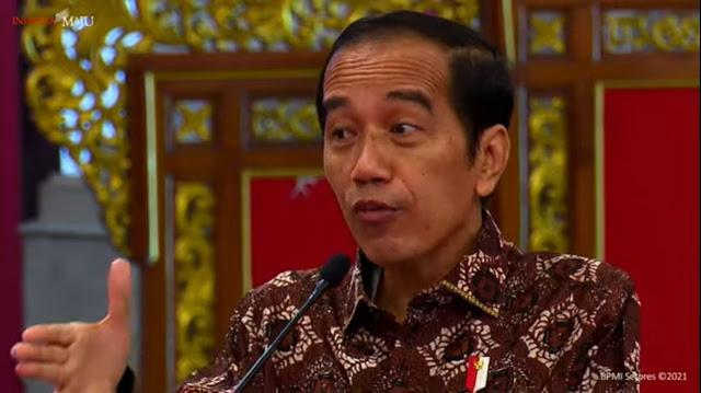 Jokowi Pastikan Tidak Ada Impor Beras Sampai Juni 2021