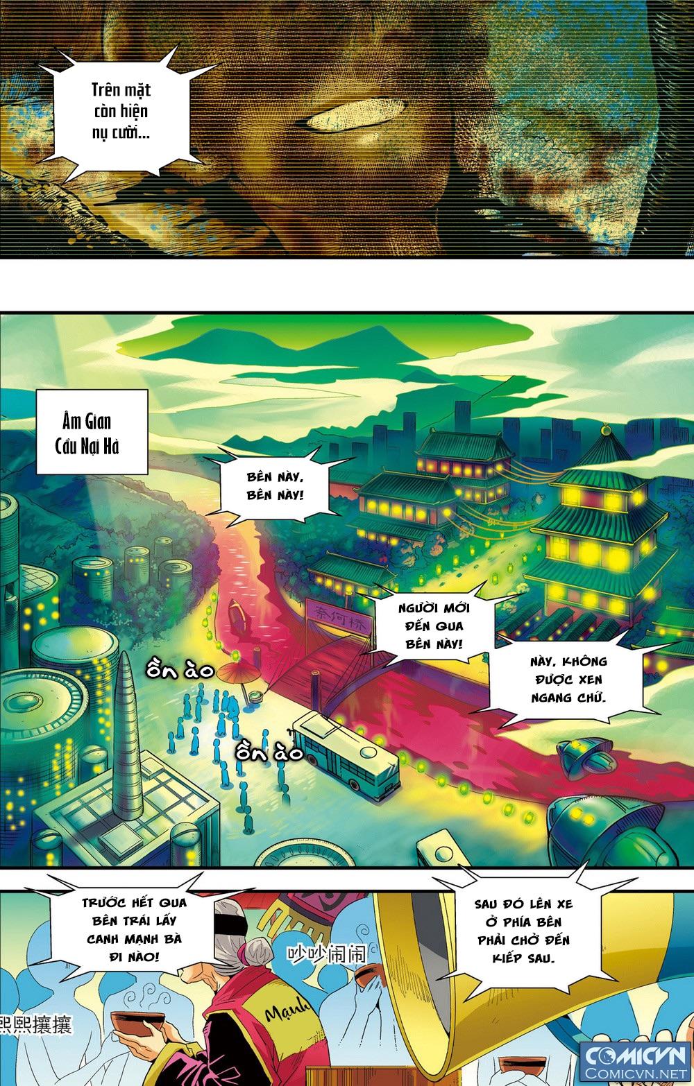 Hồi đáo Minh Triều đương Vương Gia - Chapter 1 - Pic 5