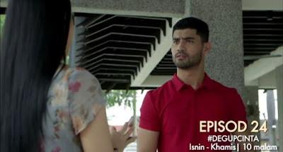 Tonton Drama Degup Cinta Episod 24